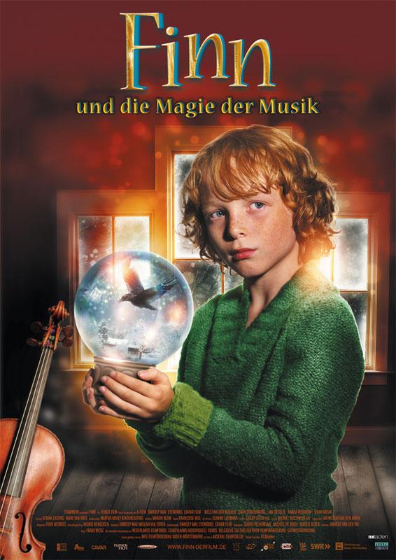 Finn und die Magie der Musik – jetzt im Kino