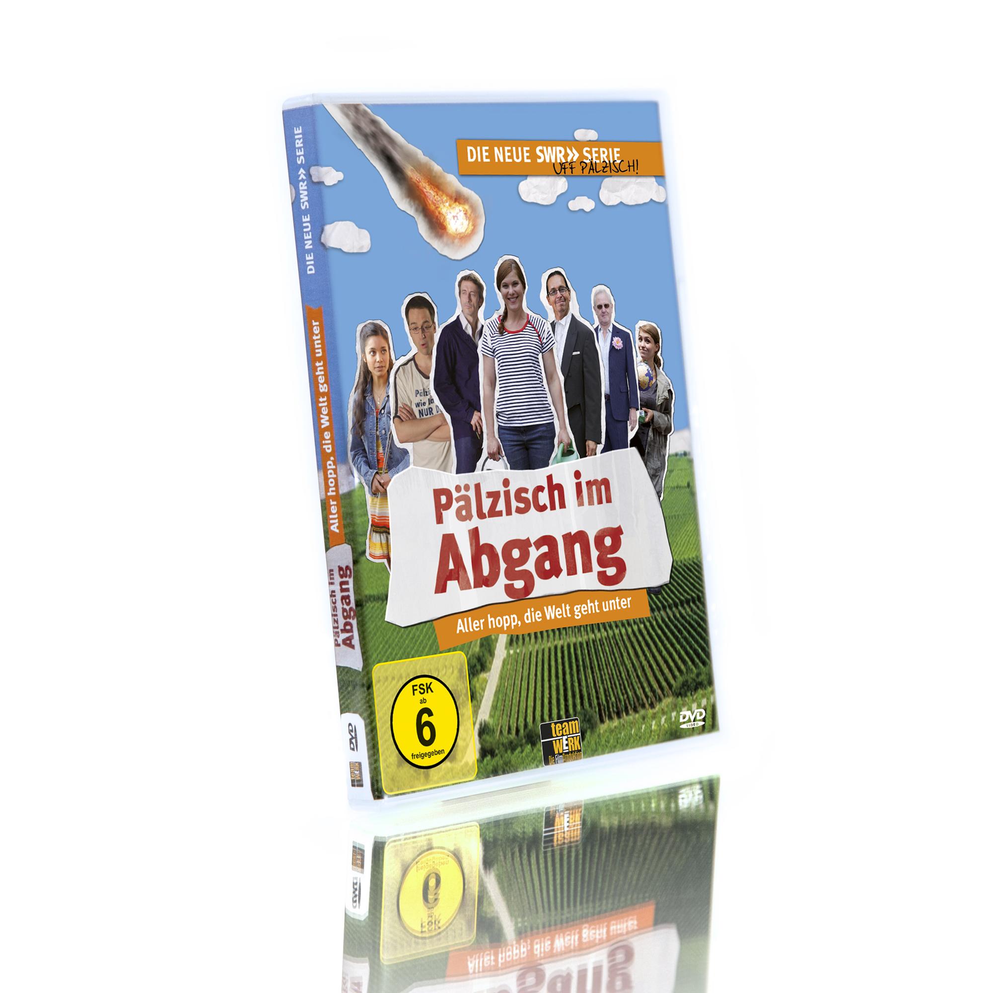 Pfälzisch im Abgang – Jetzt auf DVD!